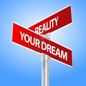 13447733-your-dream-reality-sign