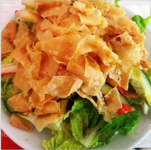 Asian Salad - Banapple