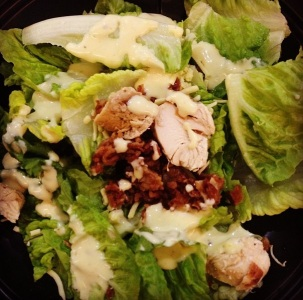 Grilled Chicken Salad - Bugsy's