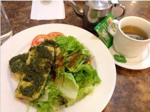 Healthy Tofu Salad - Conti's